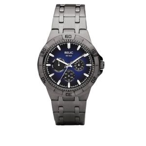Relic by Fossil Men's Stainless Steel Watch